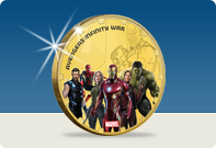 "Avengers – in der ""65 mm Gold-Luxus-Edition"""