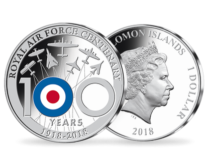 Honouring 100 Years of the Royal Air Force