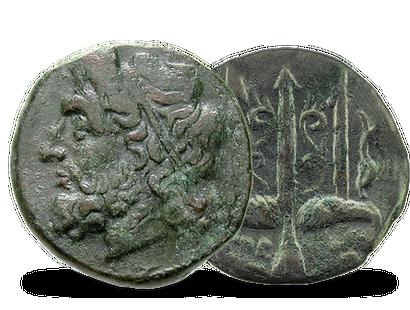 Antike Münzen Jetzt Online Kaufen Mdm Deutsche Münze Mdm