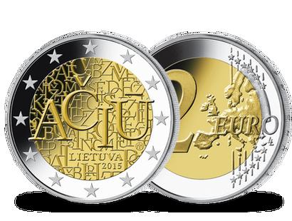 Alle 2 Euro Münzen Aus Weiteren Ländern Mdm Deutsche Münze