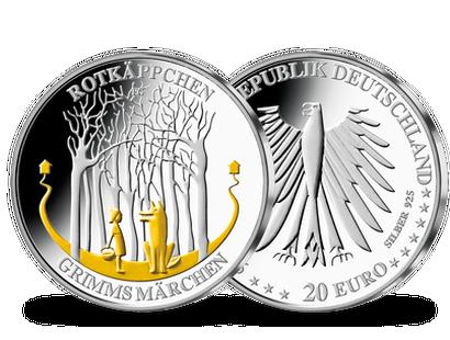 20 Euro Münzen Aus Deutschland Mdm Deutsche Münze