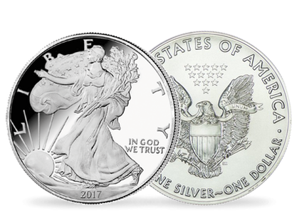 American Eagle 2016 1oz Silver Uncirculated Coin
