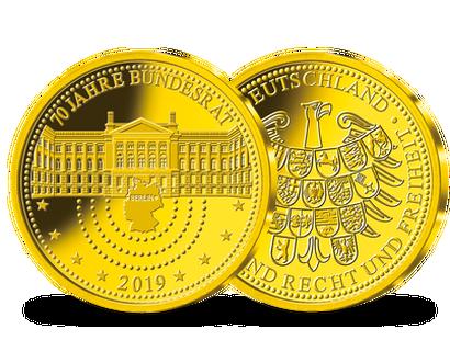 Sonderprägung Die Deutschen Bundesländer Mdm Deutsche Münze