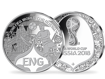 2018 FIFA World Cup Russia™ England Commemorative