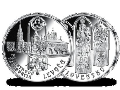 Silber Euro Münzen Aus Europa Imm Münz Institut