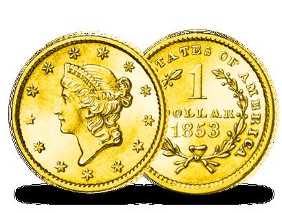 Internationale Münzen Aus Den Usa Imm Münz Institut