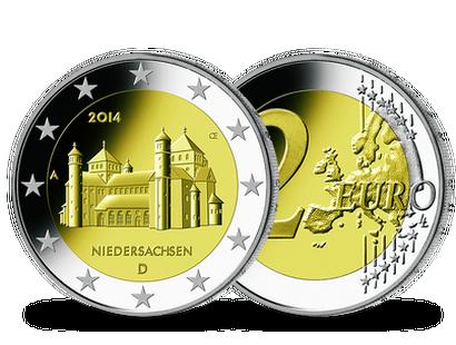 2 Euro Münzen Gedenkmünzen Aus Deutschland Mdm Deutsche Münze