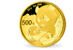 500 Yuan Gold-Anlagemünze China 2019 'Panda' - 30g