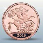 The Royal Mint Half-Sovereign 2019