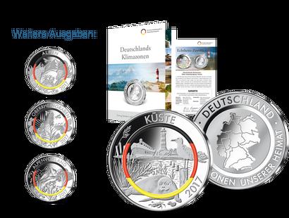 Deutsche Euro Münzen Bei Mdm Bestellen Mdm Deutsche Münze