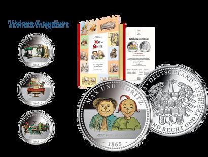 Film Comic Münzen Online Kaufen Mdm Deutsche Münze