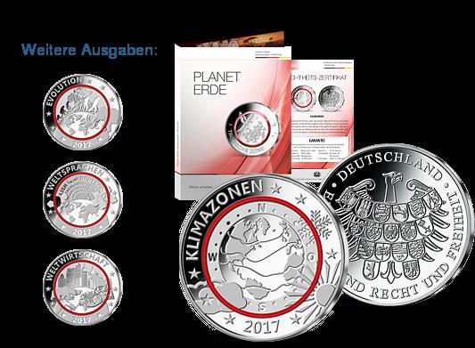 Euro Münzen Deutschland Kollektionen Mdm Deutsche Münze