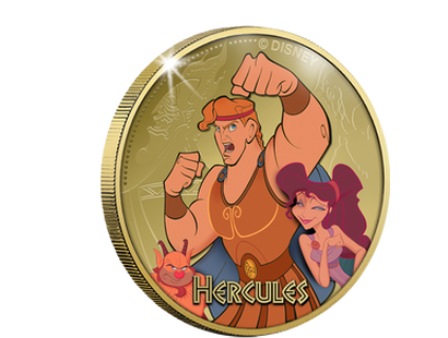 Disney Classics - Hercules Commemorative - Gold