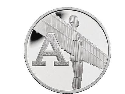 The Great British Coin Hunt - Quintessentially British 'A'  2018 Silver Proof 10p Coin
