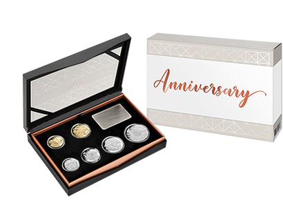 Milestones & Celebrations 2018 6-Coin Proof Set - Anniversary