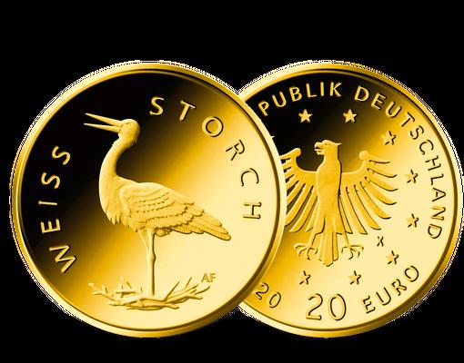 20 Euro GoldmГјnze 2020
