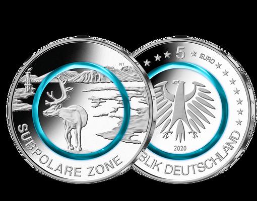 5 Euro MГјnzen 2020