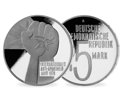 1978 - Internationales Anti-Apartheid-Jahr