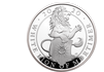 "1 oz Silbermünze ""The White Lion of Mortimer"" 2019 aus Großbritannien"