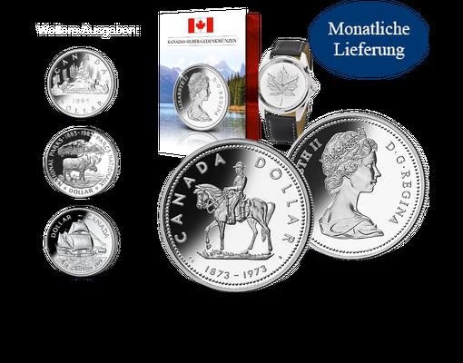 Silbergedenkmünze Kanada 2016 Mdm Deutsche Münze