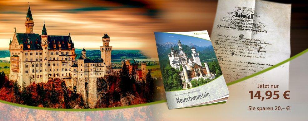 MDM - Faszination Burgen und Schlösser - Neuschwanstein