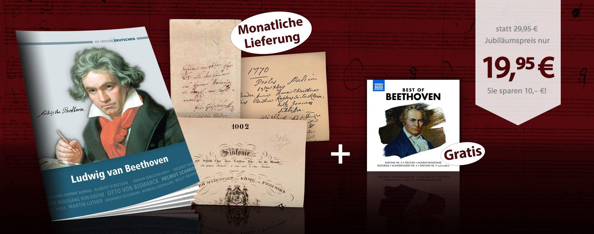 MDM - Die 20 größten Deutschen - Ludwig van Beethoven