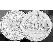 Komplett-Sammlung 5-DM-Silbermünzen 1951-1974