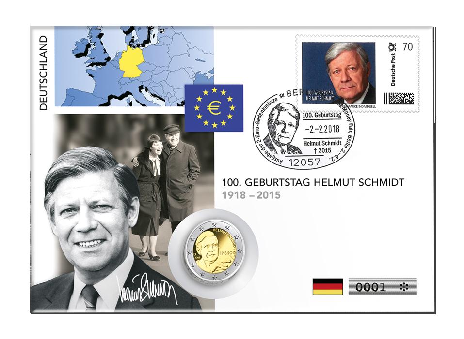 Zum Geburtstag von Helmut Schmidt