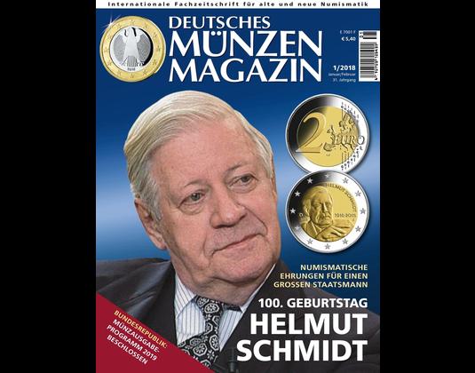Deutsches Münzen Magazin Mdm Deutsche Münze