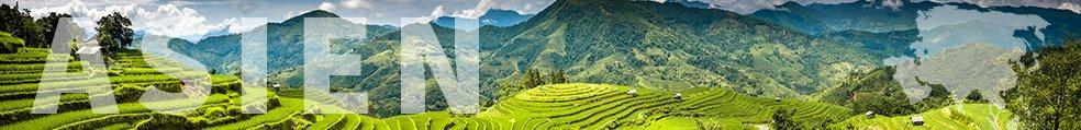 Münzweltreise Asien