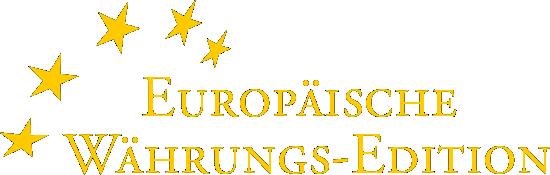 Logo Europäische Währungs-Edition