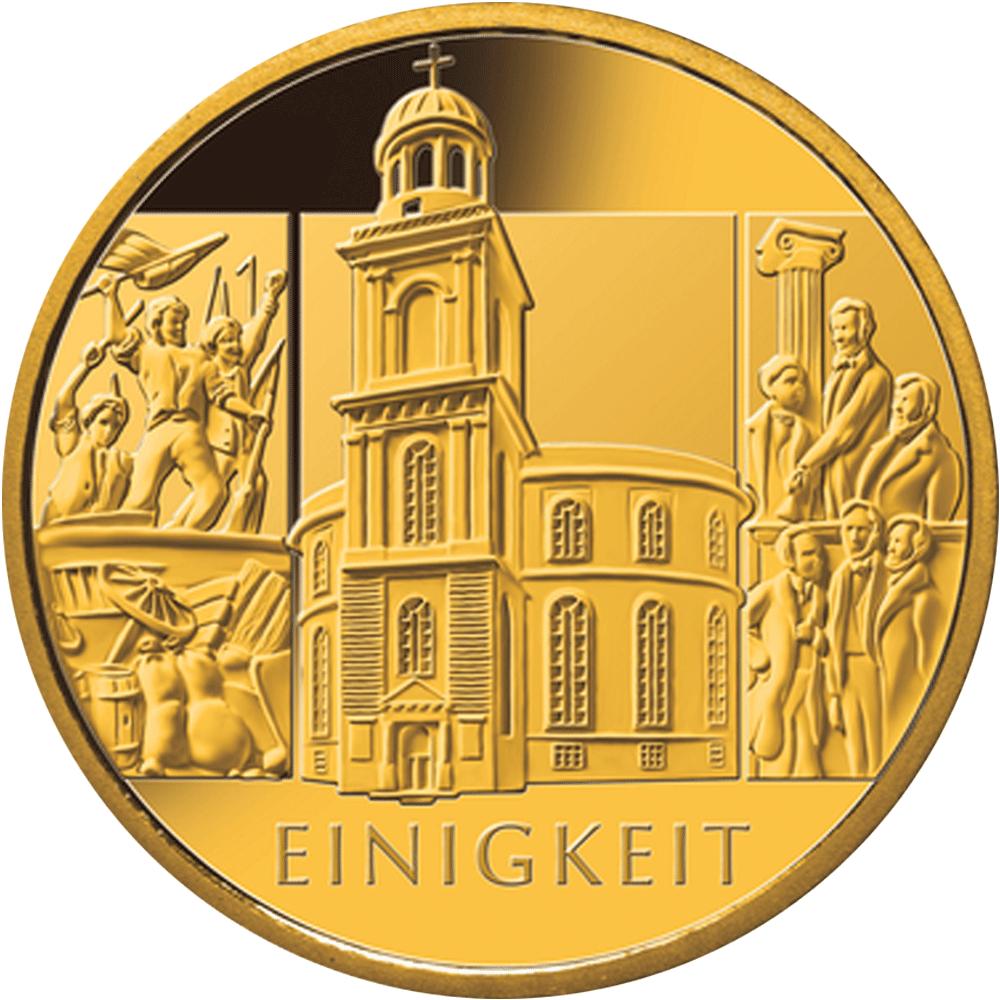 100 Euro Einigkeit