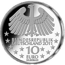10 Euro Münzen Polierte Platte Mdm Deutsche Münze