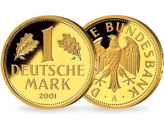 Die Deutsche Goldmark