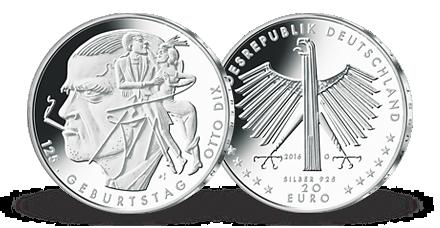 Deutsche Gedenkmünzen 2016 Mdm Deutsche Münze