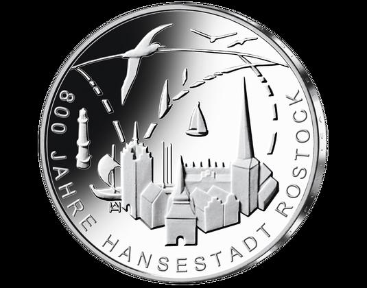 20 Euro Silber Gedenkmünzen 2018 Mdm Deutsche Münze