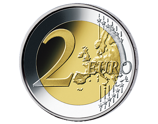25 Jahre Deutsche Einheit Imm Münz Institut