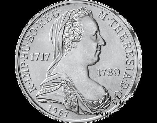 25 Schilling Gedenkmünze Maria Theresia Imm Münz Institut