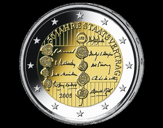 50 Jahre Staatsvertrag Imm Münz Institut
