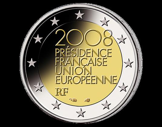 Französischer Vorsitz Im Rat Der Eu Imm Münz Institut