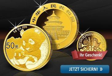 Die wichtigsten Goldmünzen 2019