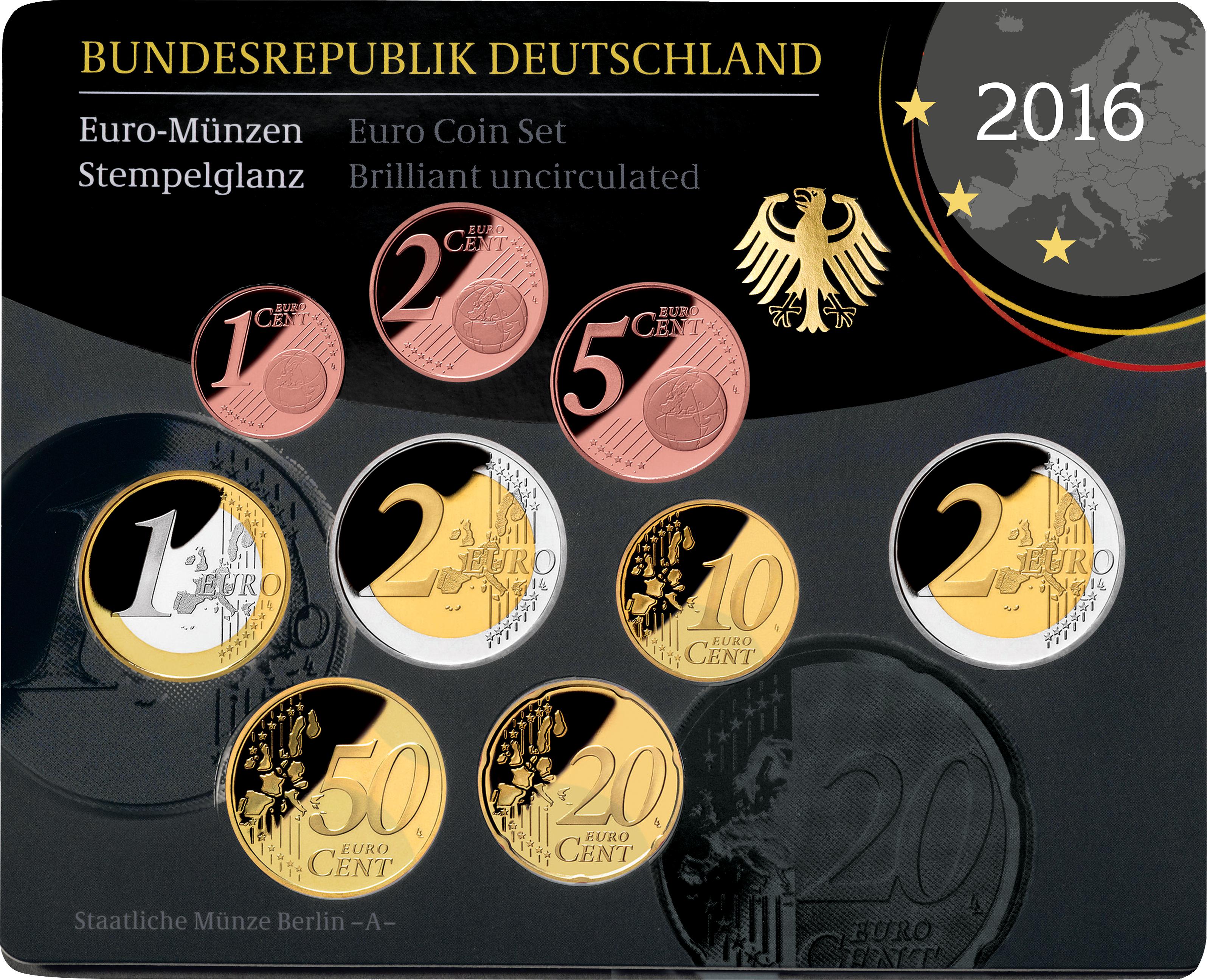 Versteckte Raritäten Im Deutschen Kursmünzensatz Mdm Deutsche Münze
