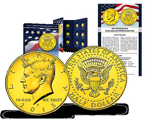 100 Geburtstag Von John F Kennedy Mdm Deutsche Münze