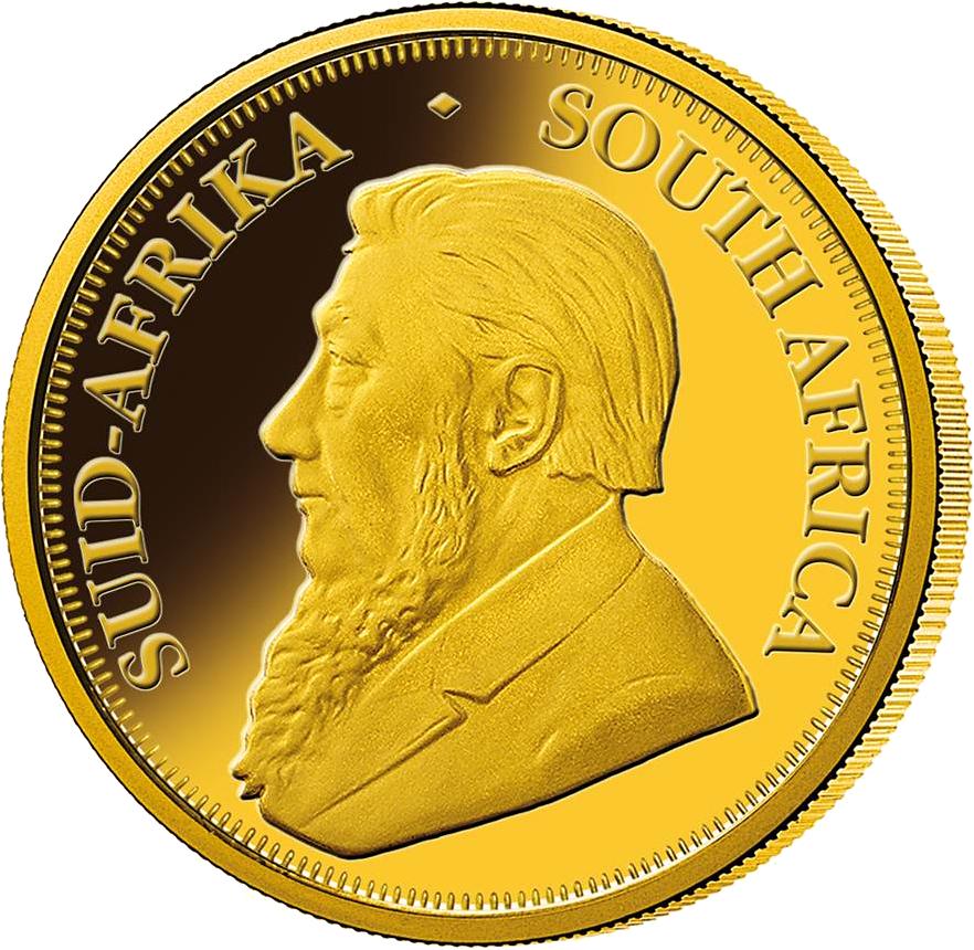 50 Jahre Krügerrand Mdm Deutsche Münze