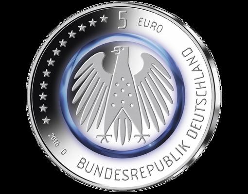 5€ Münze 2021