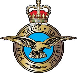 RAF Badge