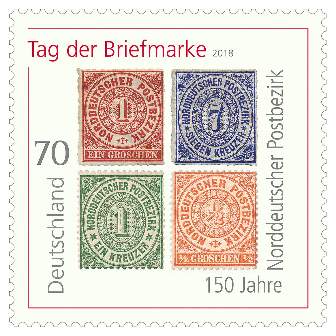 Aktuelle Briefmarken 2018 Sonderpostwertzeichen Bei Richard Borek
