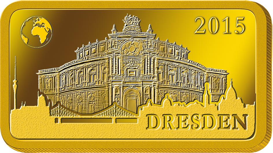 30 Jahre Wiederaufbau Dresdner Semperoper Mdm Deutsche Münze