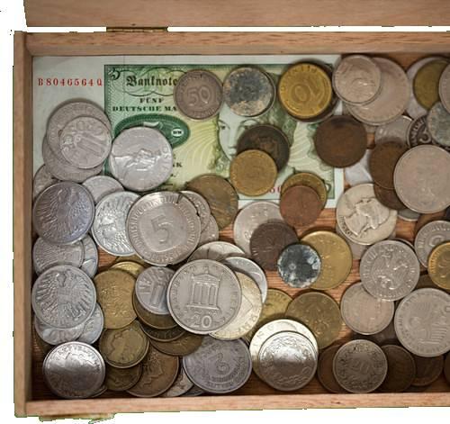 Schlafmünzen Sind Noch Immer Etwas Wert Mdm Deutsche Münze