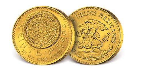 Die erste Goldmünze Mexikos mit Azteken-Motiv!